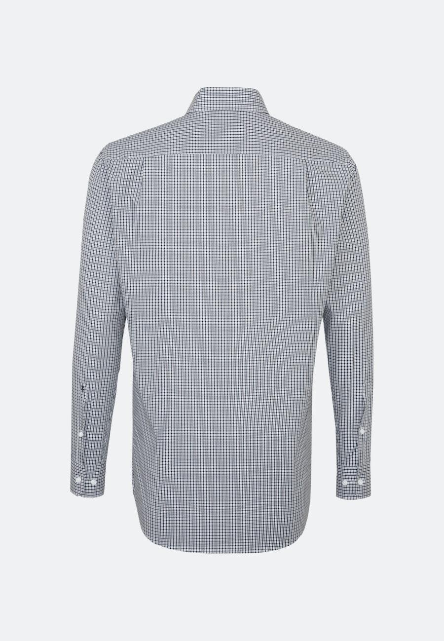 Non-iron Popeline Business Shirt in Regular with Button-Down-Collar in Red |  Seidensticker Onlineshop