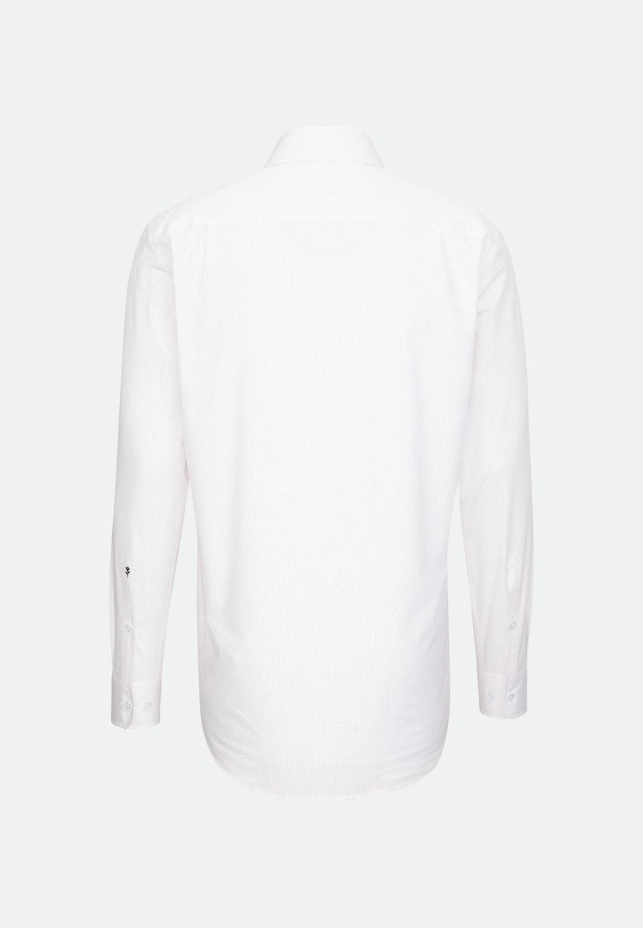 Easy-iron Popeline Business Shirt in Regular with Kent-Collar in Red |  Seidensticker Onlineshop