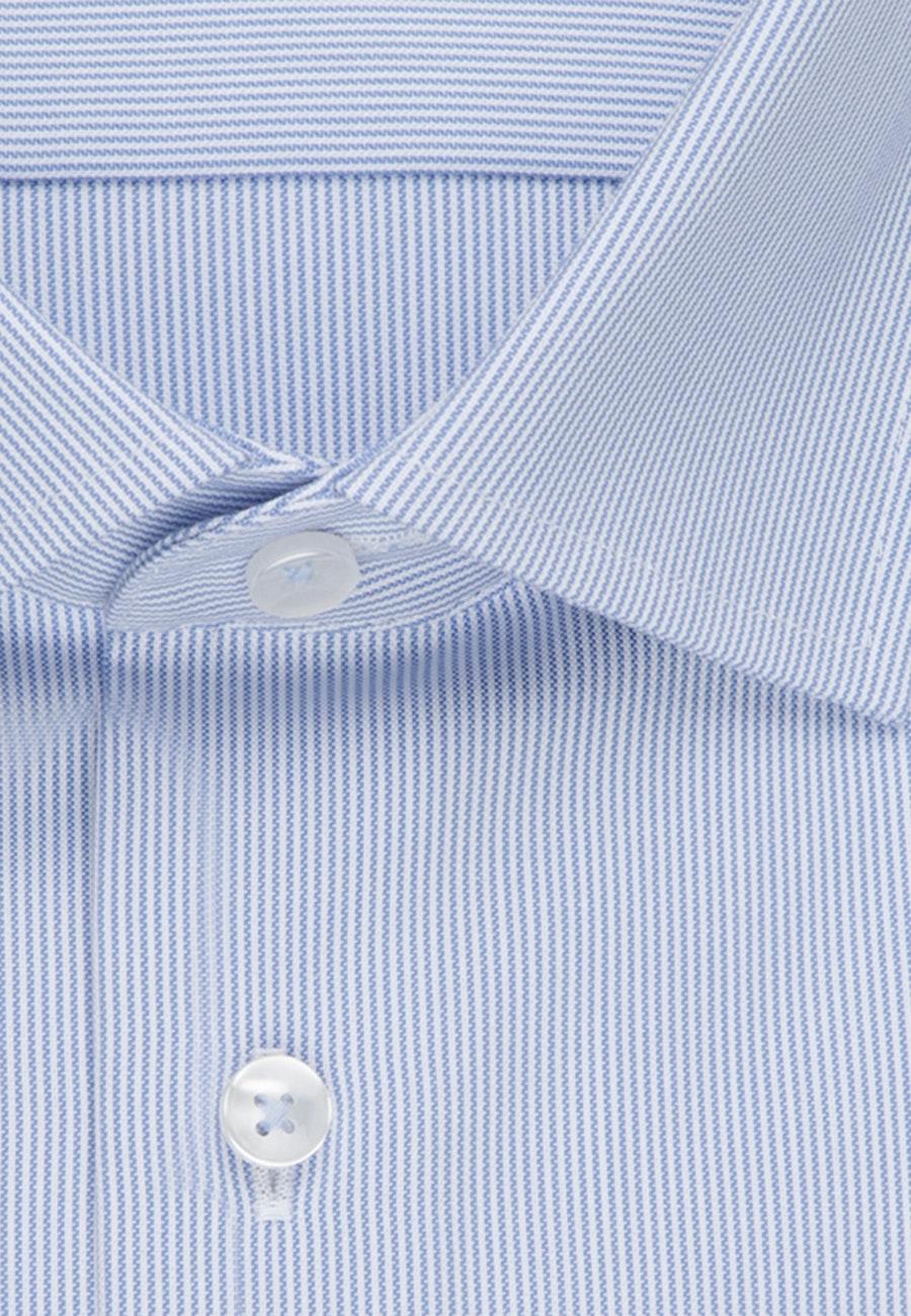Bügelfreies Oxford Business Hemd in X-Slim mit Kentkragen in Hellblau |  Seidensticker Onlineshop