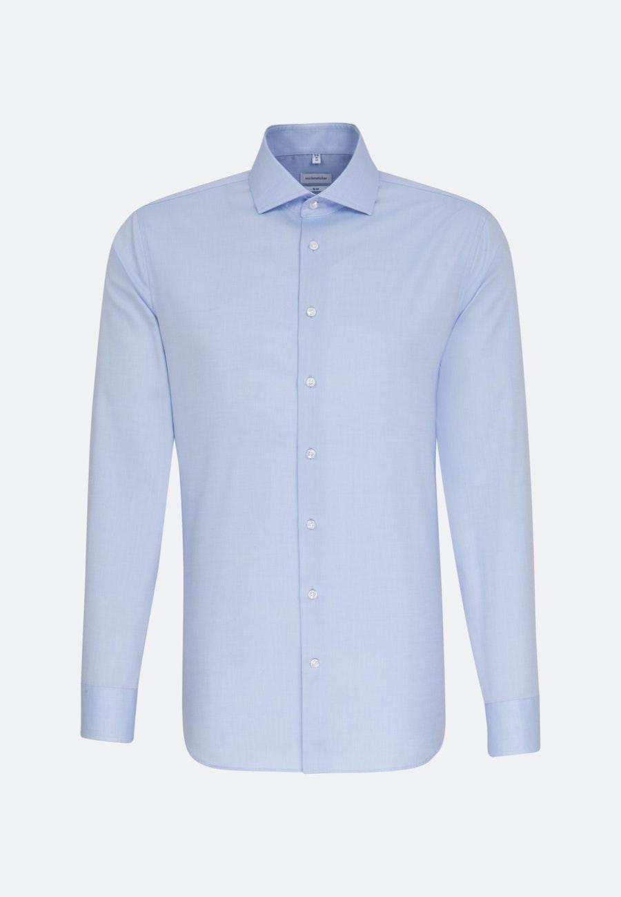 Oxfordhemd Uni in Hellblau |  Seidensticker Onlineshop