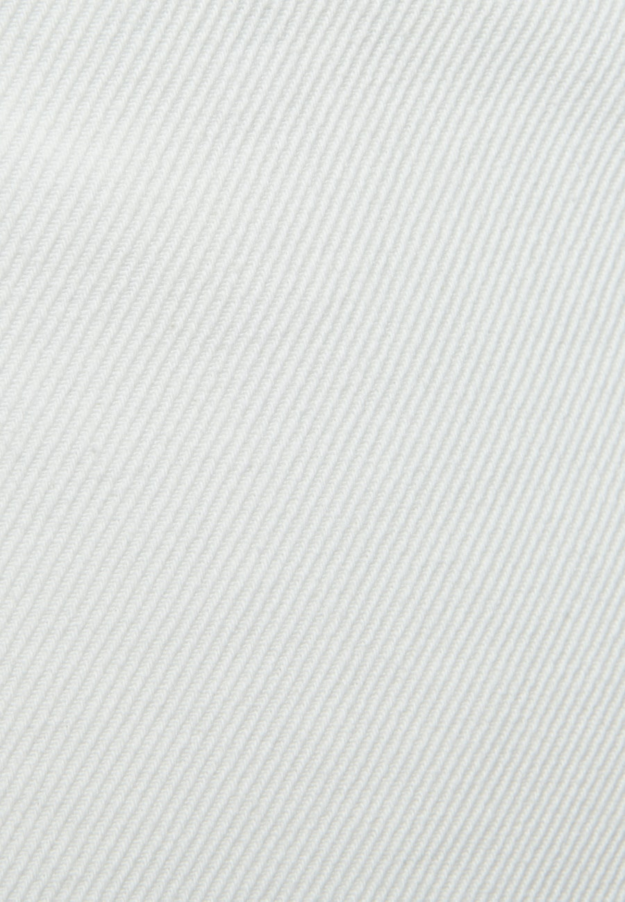 Twill Midi Rock aus 100% Baumwolle in Ecru |  Seidensticker Onlineshop
