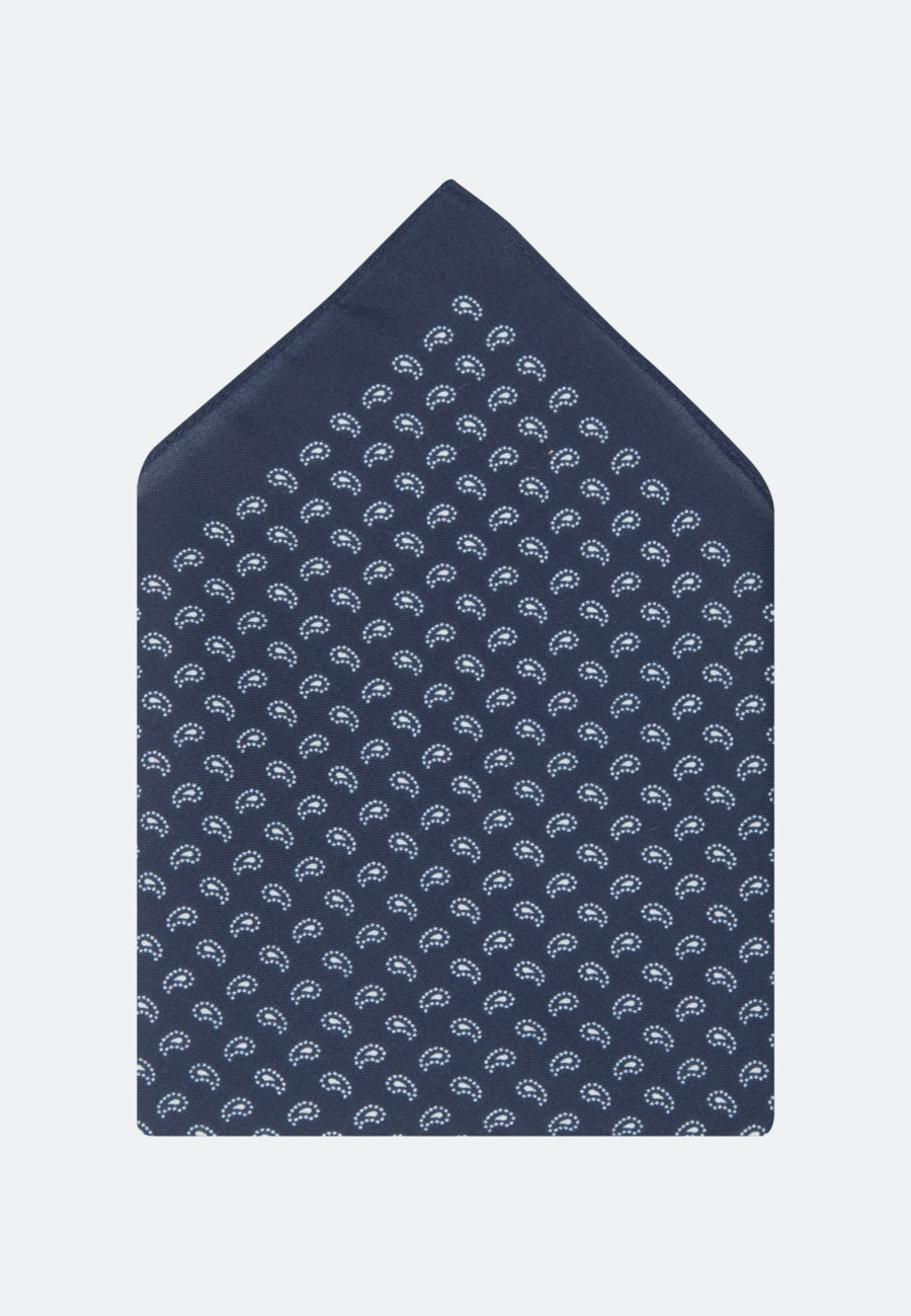 Pochettes made of silk blend in Dark blue |  Seidensticker Onlineshop