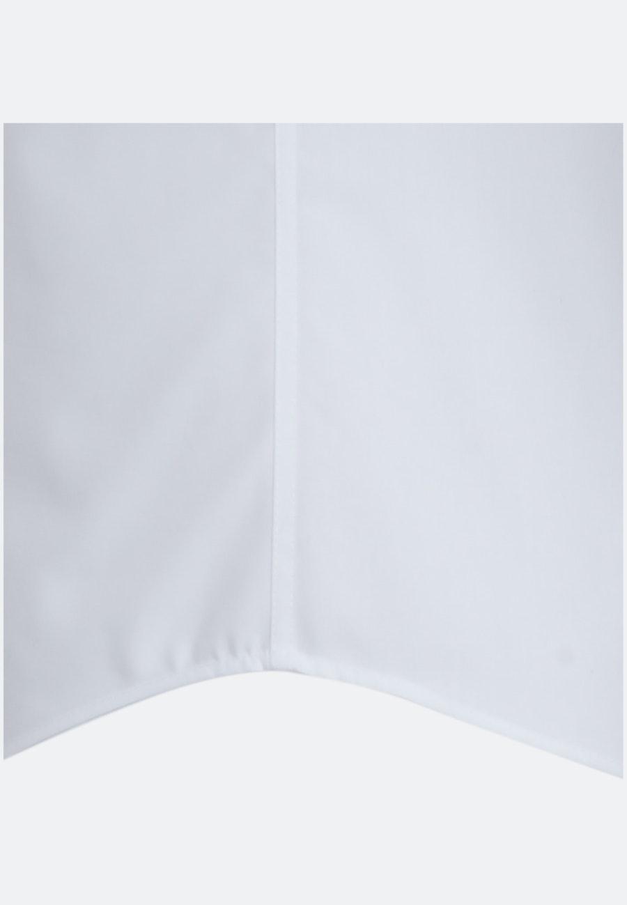 Non-iron Popeline Short sleeve Business Shirt in Regular with Kent-Collar in White |  Seidensticker Onlineshop