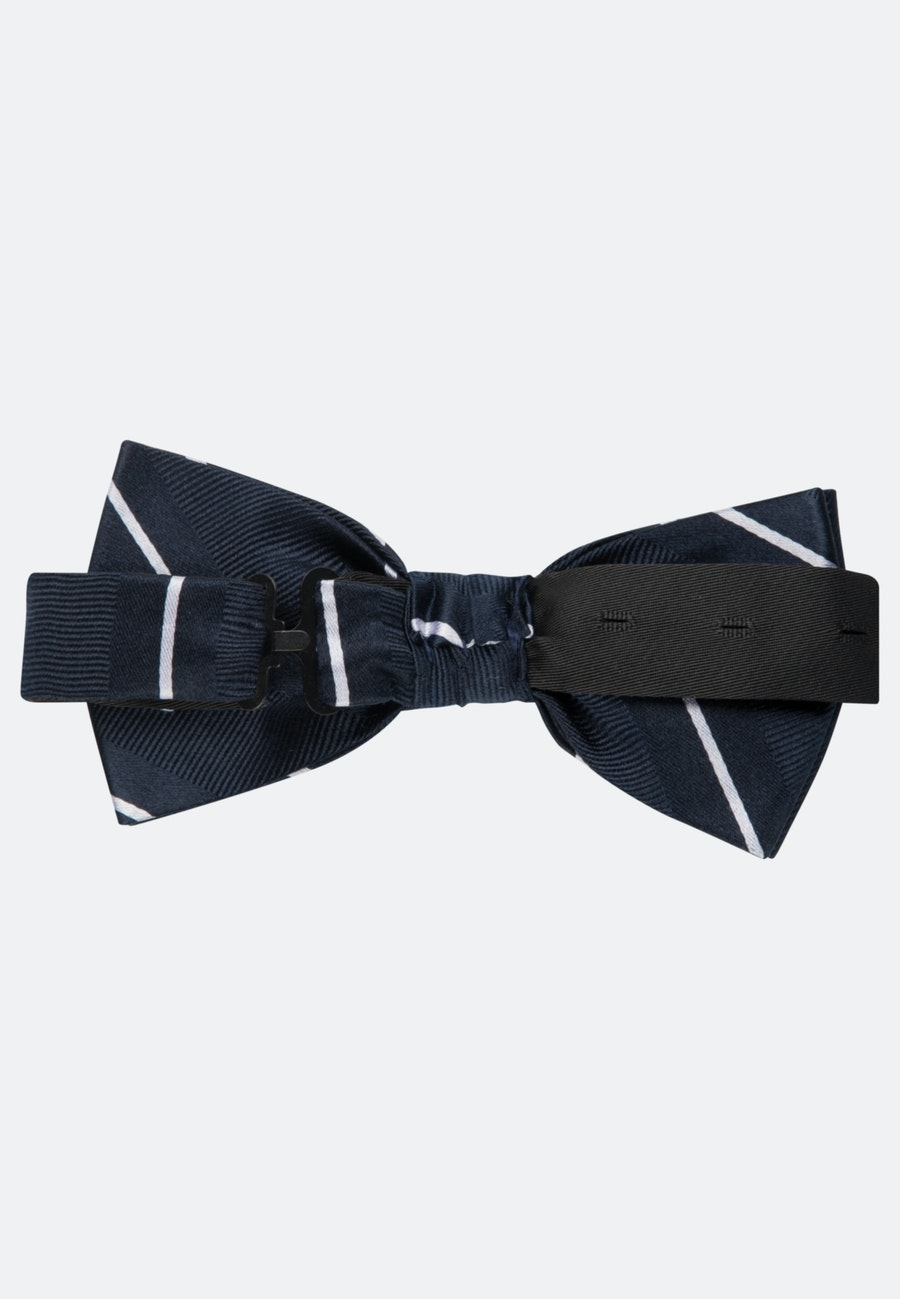 Bow Tie made of 100% Silk in Dark blue |  Seidensticker Onlineshop