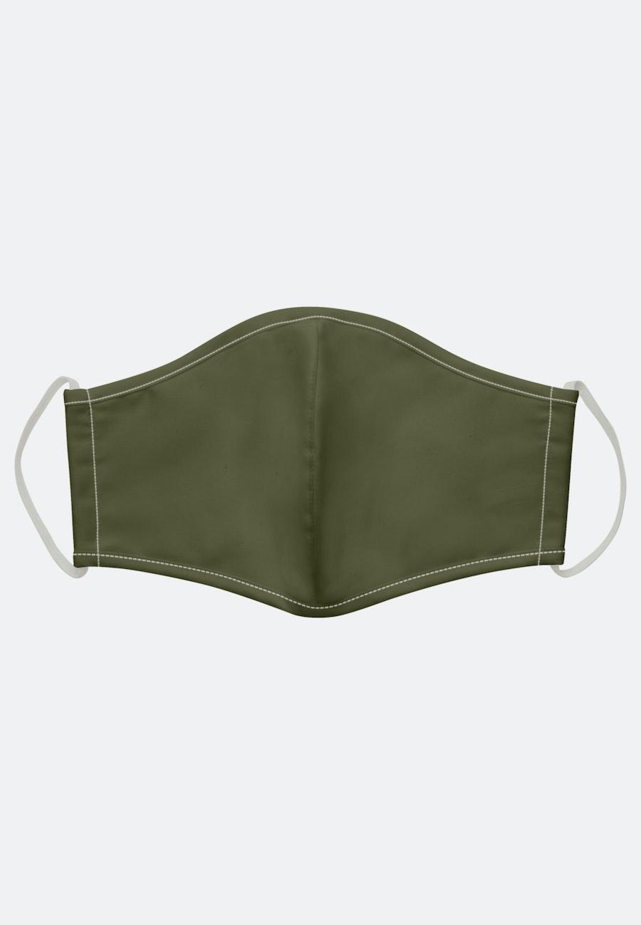10er-Pack Mund-Nasen-Masken aus 100% Baumwolle in Grün |  Seidensticker Onlineshop