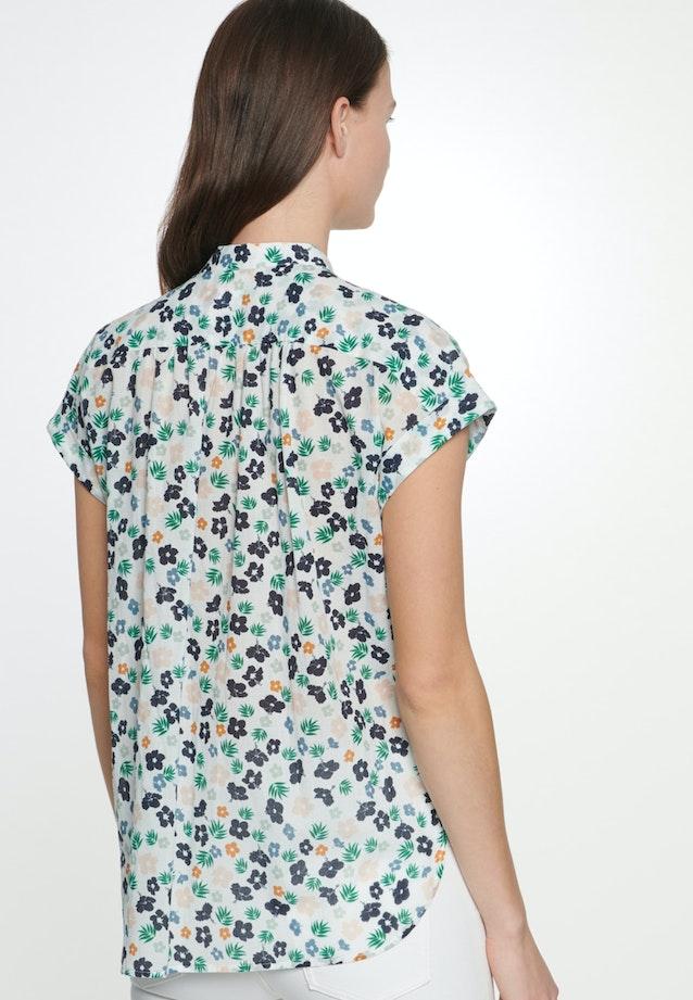 Sleeveless Voile Slip Over Blouse made of 100% Cotton in Ecru |  Seidensticker Onlineshop