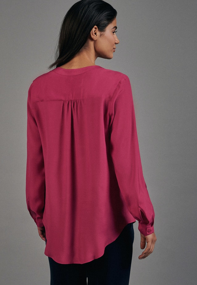 Voile Tunic made of 100% Viscose in Red |  Seidensticker Onlineshop