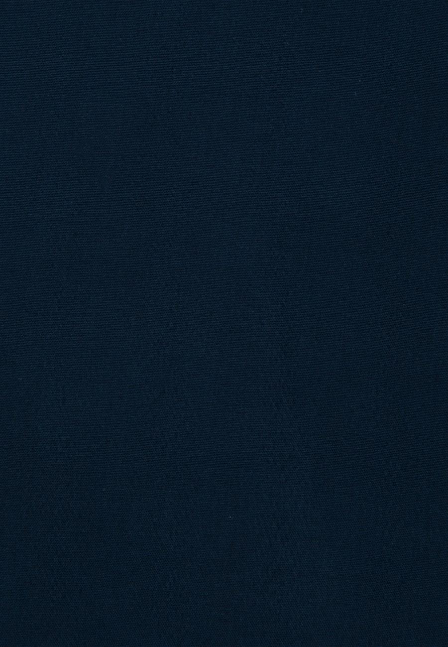 Short sleeve Voile Shirt Blouse made of 100% Viscose in Dark blue    Seidensticker Onlineshop