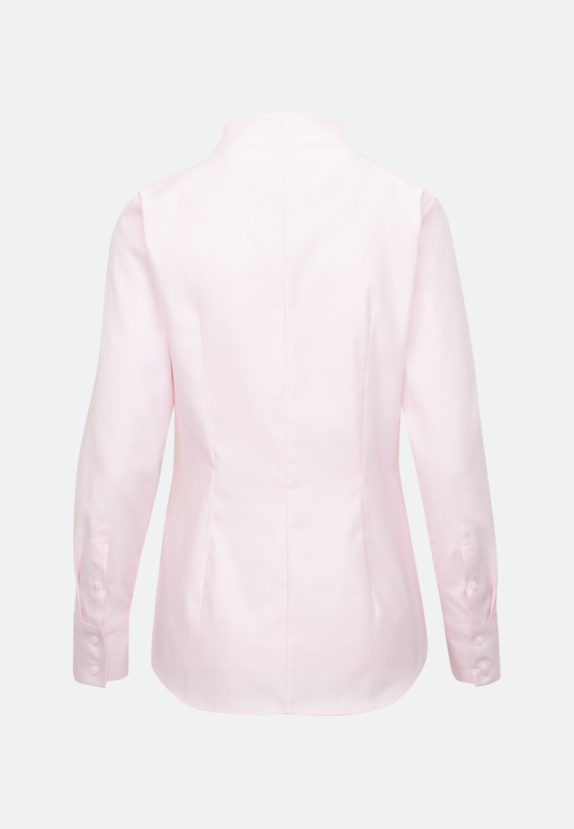 Twill Chalice Blouse made of 100% Cotton in Pink |  Seidensticker Onlineshop