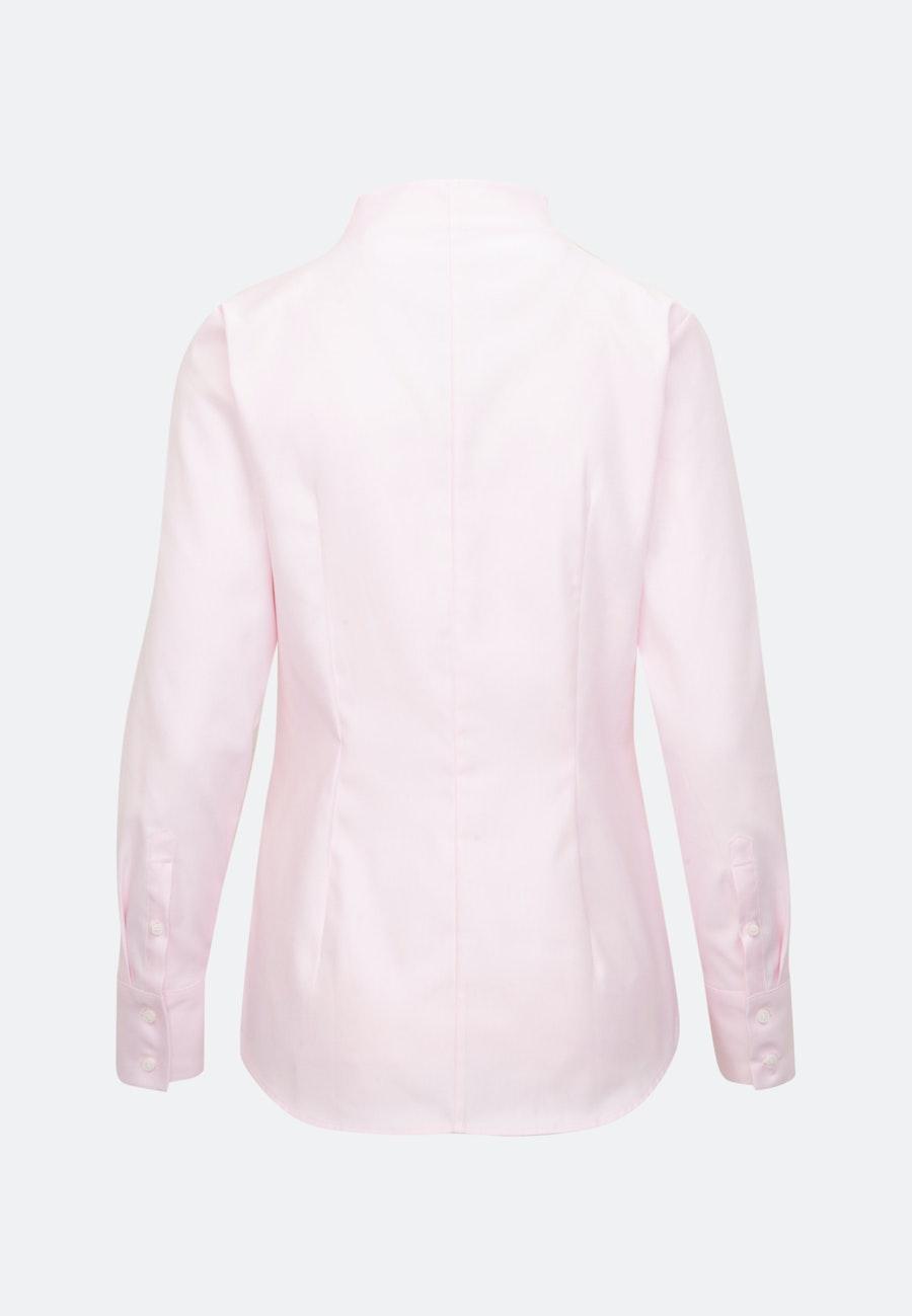 Twill Chalice Blouse made of 100% Cotton in Pink |  Seidensticker Onlineshop