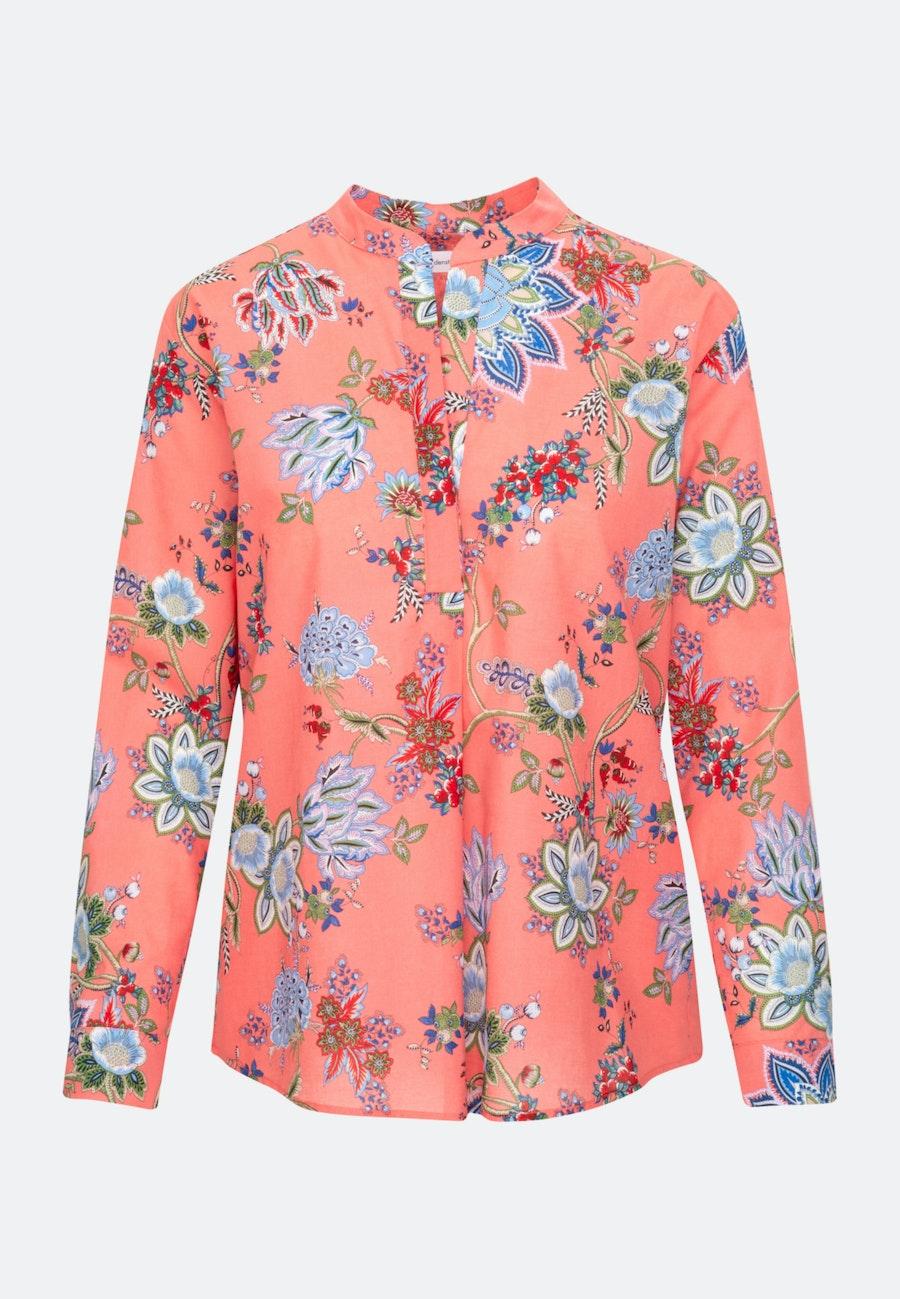 Poplin Tunic made of 100% Cotton in Pink |  Seidensticker Onlineshop