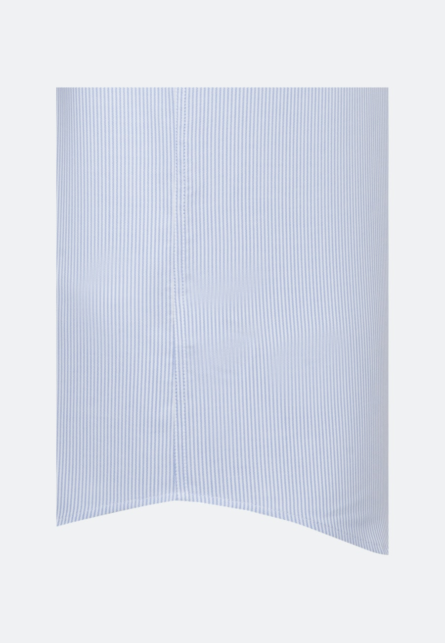 Non-iron Oxford Short sleeve Business Shirt in Regular with Kent-Collar in Light blue |  Seidensticker Onlineshop