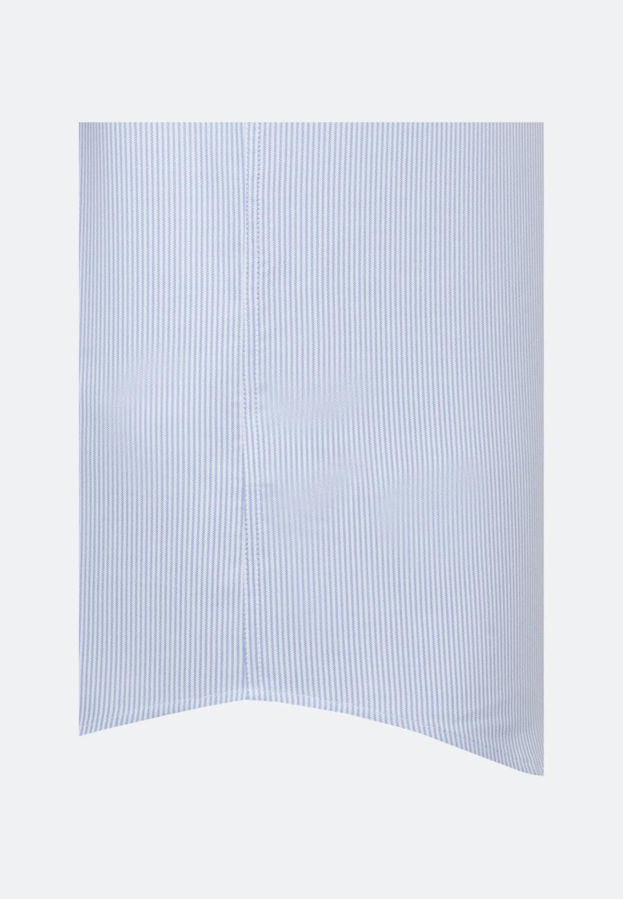 Non-iron Oxford Short sleeve Business Shirt in Regular with Kent-Collar in Light blue |  Seidensticker Onlineshop