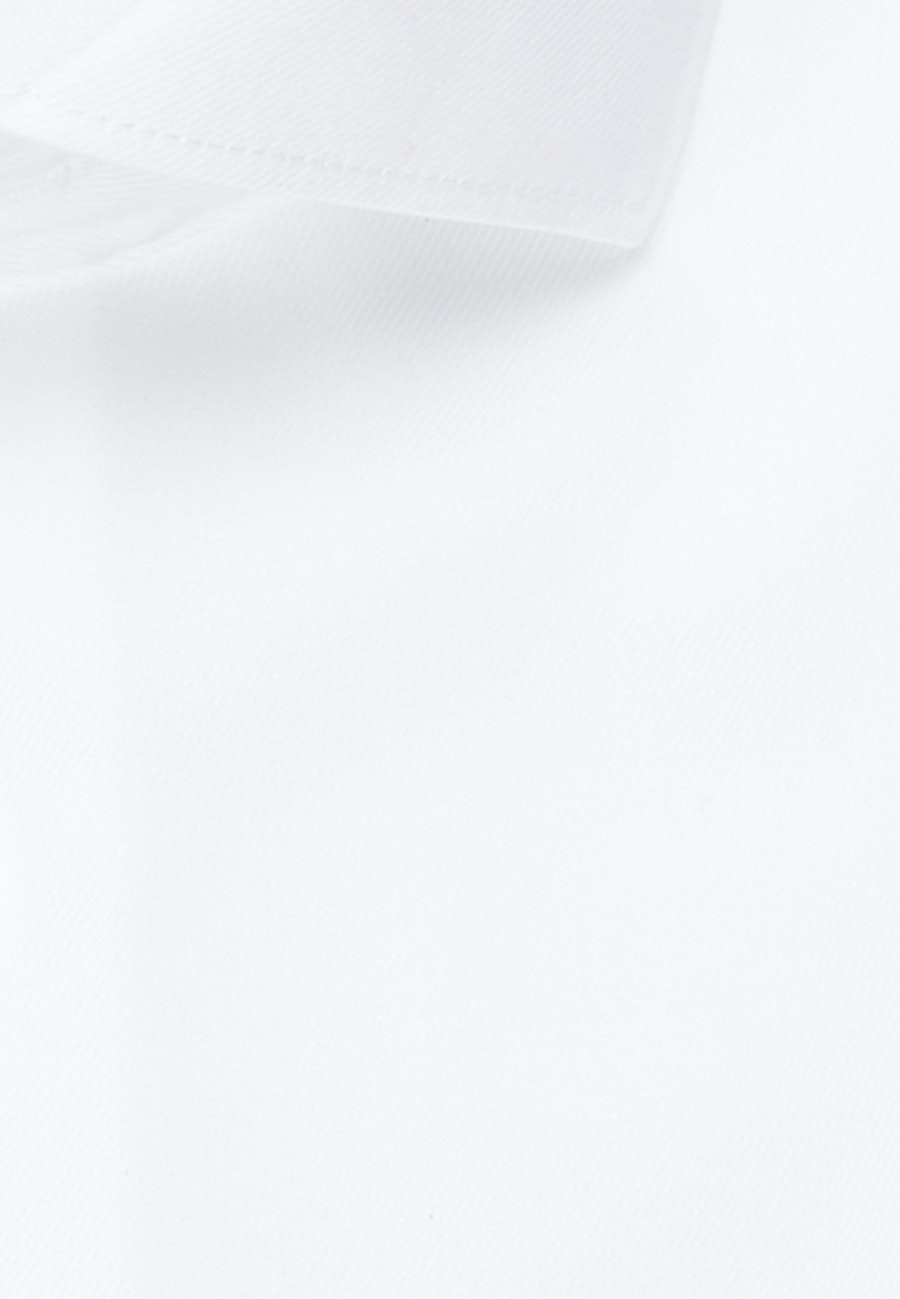 Bügelfreies Twill Business Hemd in X-Slim mit Kentkragen in Weiß |  Seidensticker Onlineshop