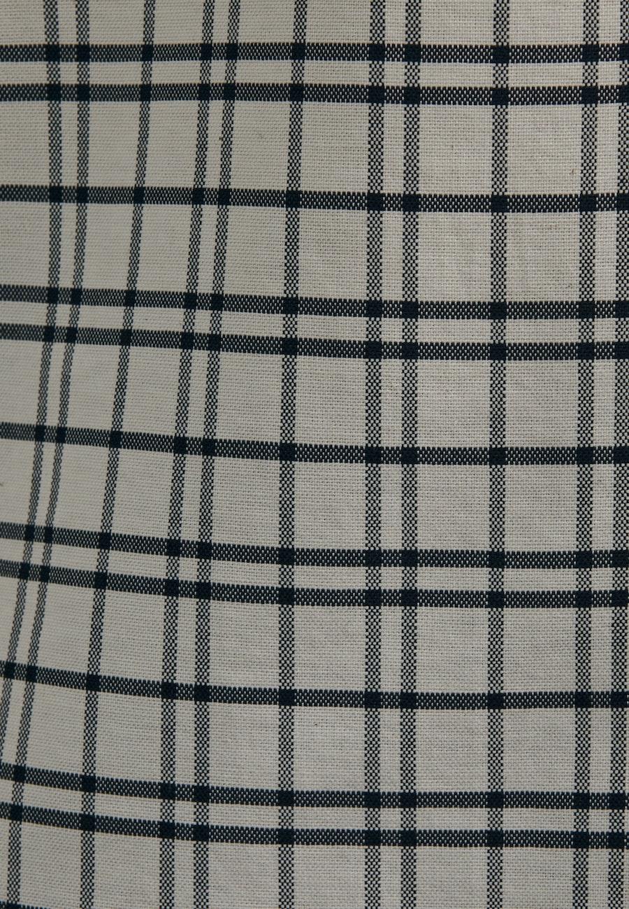 Panama Longbluse aus 100% Baumwolle in Ecru |  Seidensticker Onlineshop