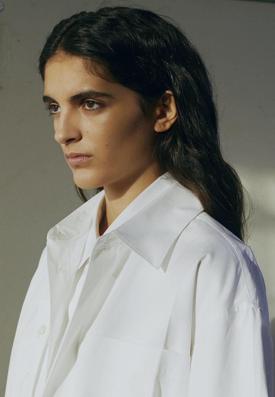 Murkudis Classic Shirt in White    Seidensticker Onlineshop