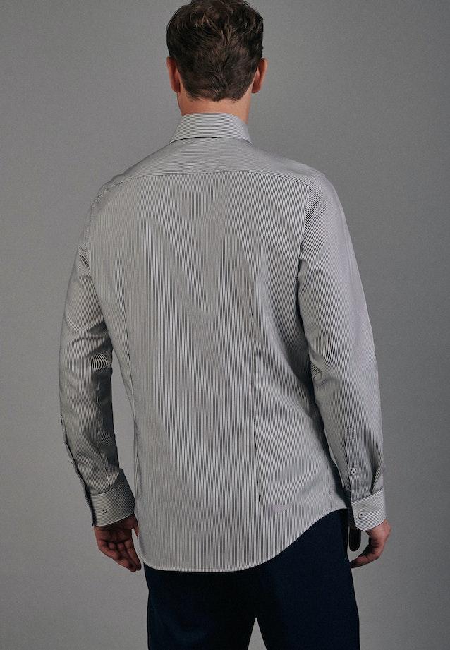 Bügelfreies Twill Business Hemd in Slim mit Kentkragen in Rot    Seidensticker Onlineshop
