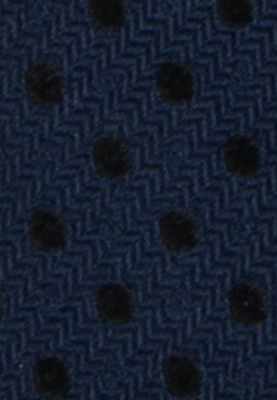 Tie made of 100% Silk 5 cm wide in Dark blue |  Seidensticker Onlineshop