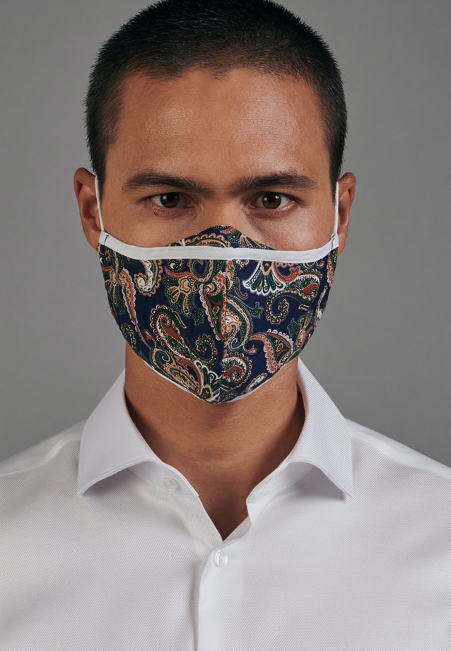 Ten-Pack Mouth and Nose Masks made of 100% Baumwolle in Braun |  Seidensticker Onlineshop