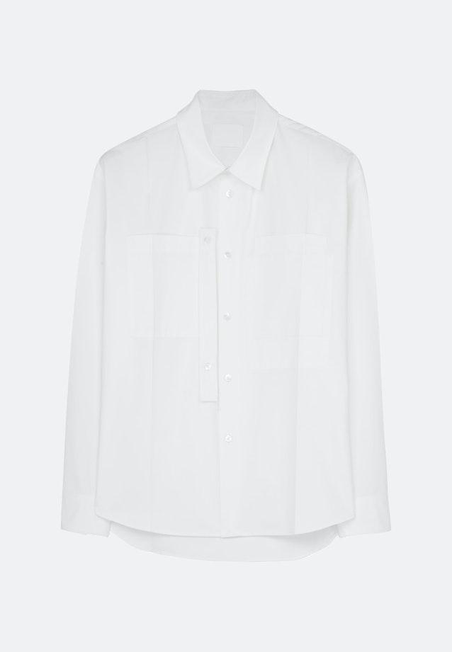 Murkudis Military Jacket in Weiß |  Seidensticker Onlineshop