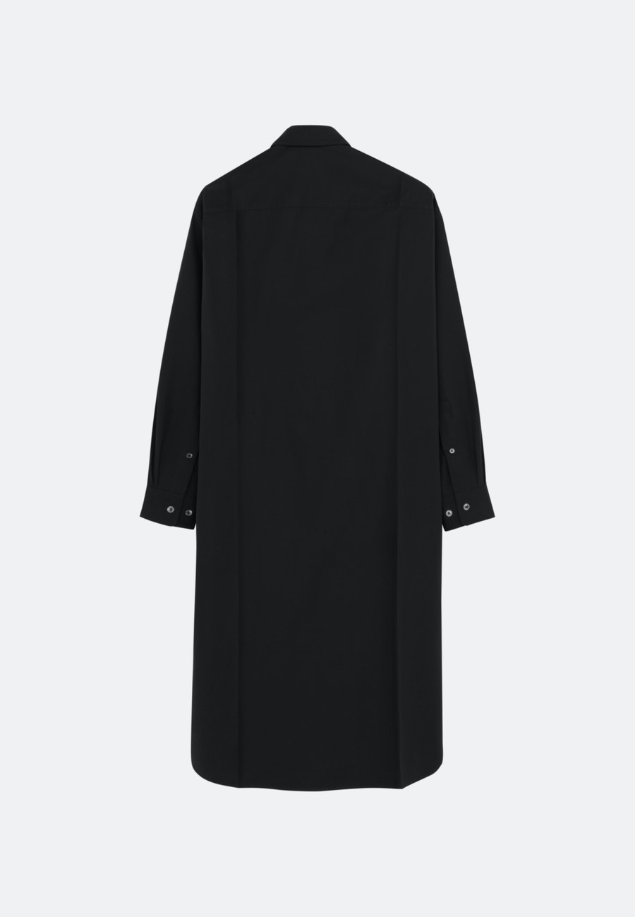 Murkudis Long Shirt in Black    Seidensticker Onlineshop