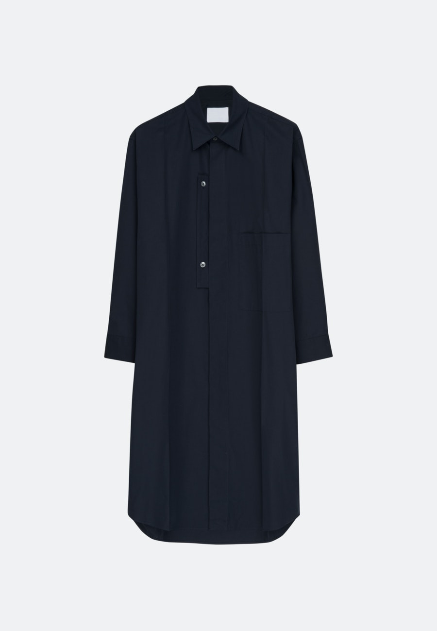 Murkudis Long Shirt in Dark blue |  Seidensticker Onlineshop