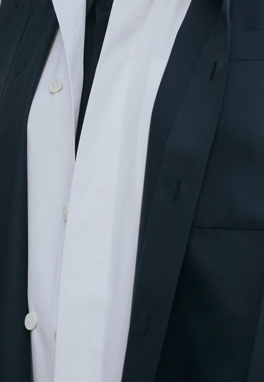 Murkudis Long Shirt in Weiß |  Seidensticker Onlineshop