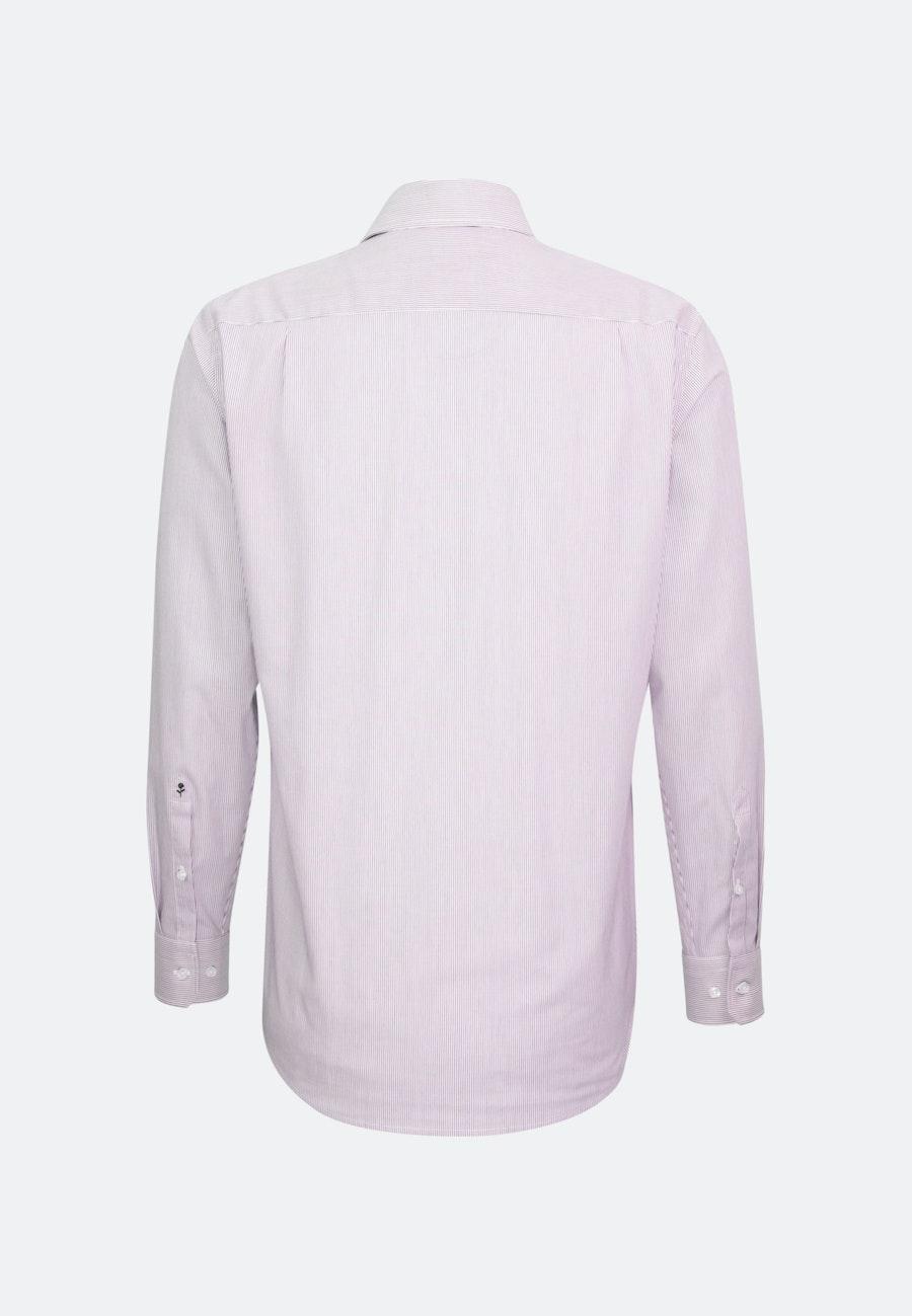 Non-iron Popeline Business Shirt in Regular with Kent-Collar in Pink    Seidensticker Onlineshop