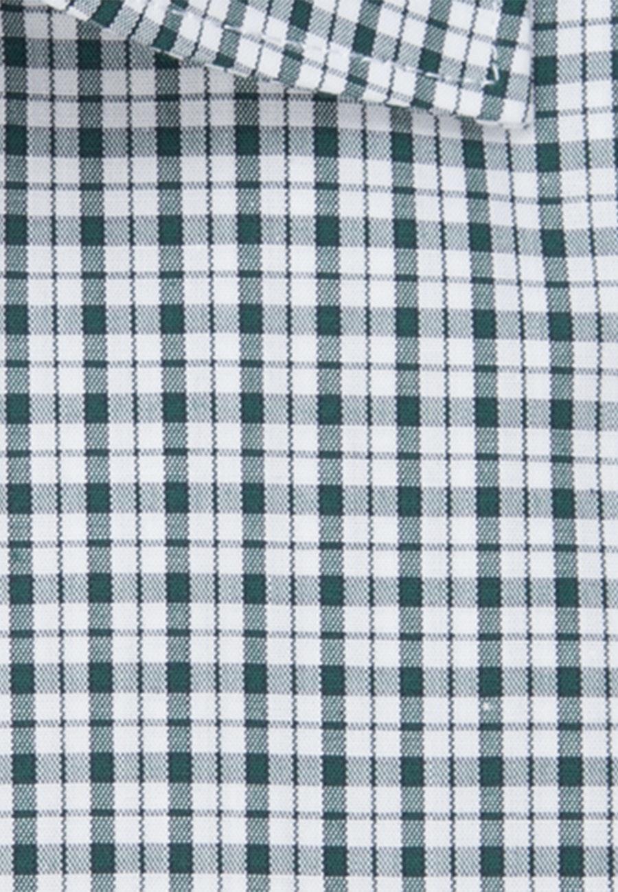 Non-iron Popeline Business Shirt in Regular with Kent-Collar in Green |  Seidensticker Onlineshop