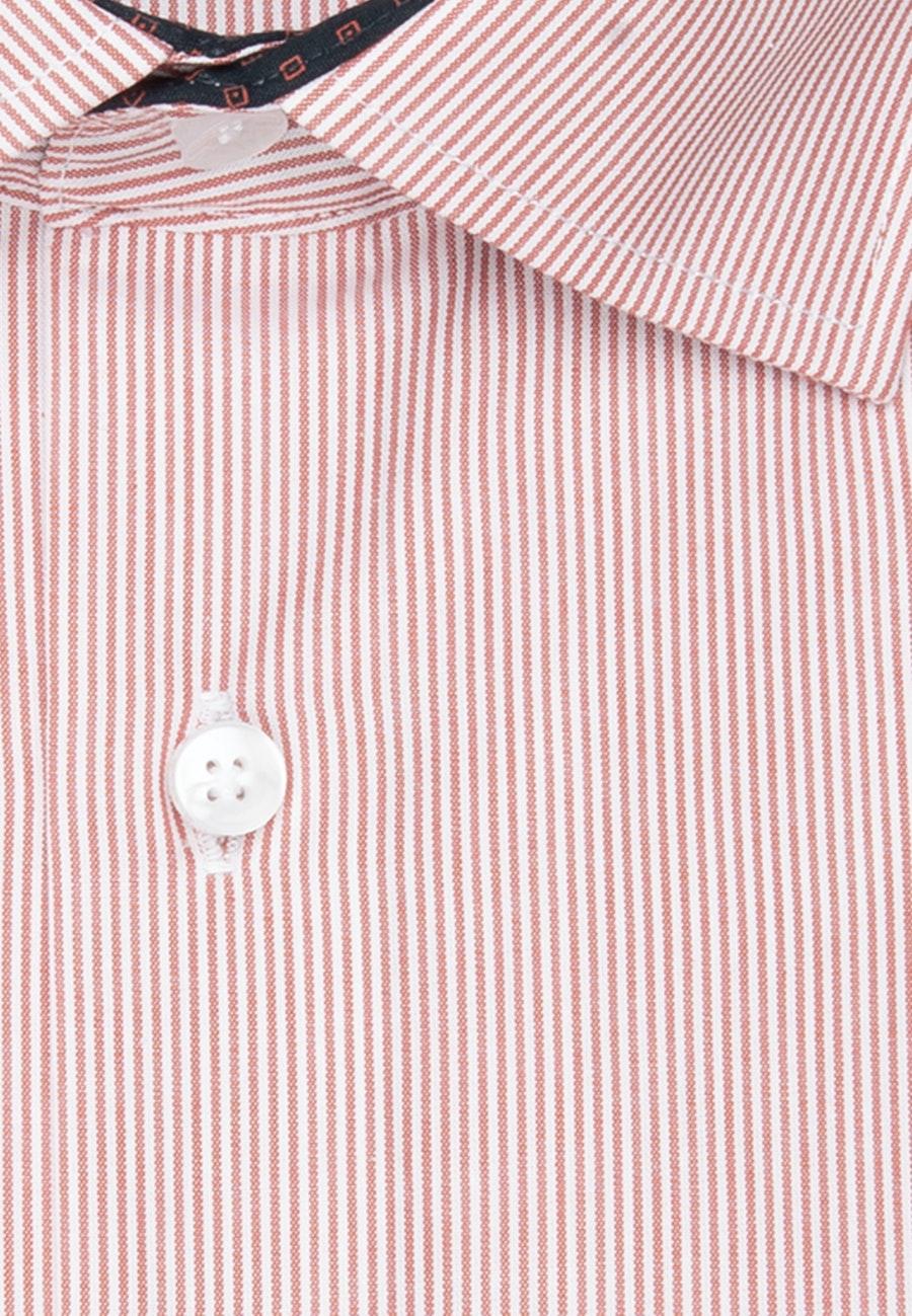 Bügelfreies Popeline Business Hemd in Regular mit Kentkragen in Orange    Seidensticker Onlineshop