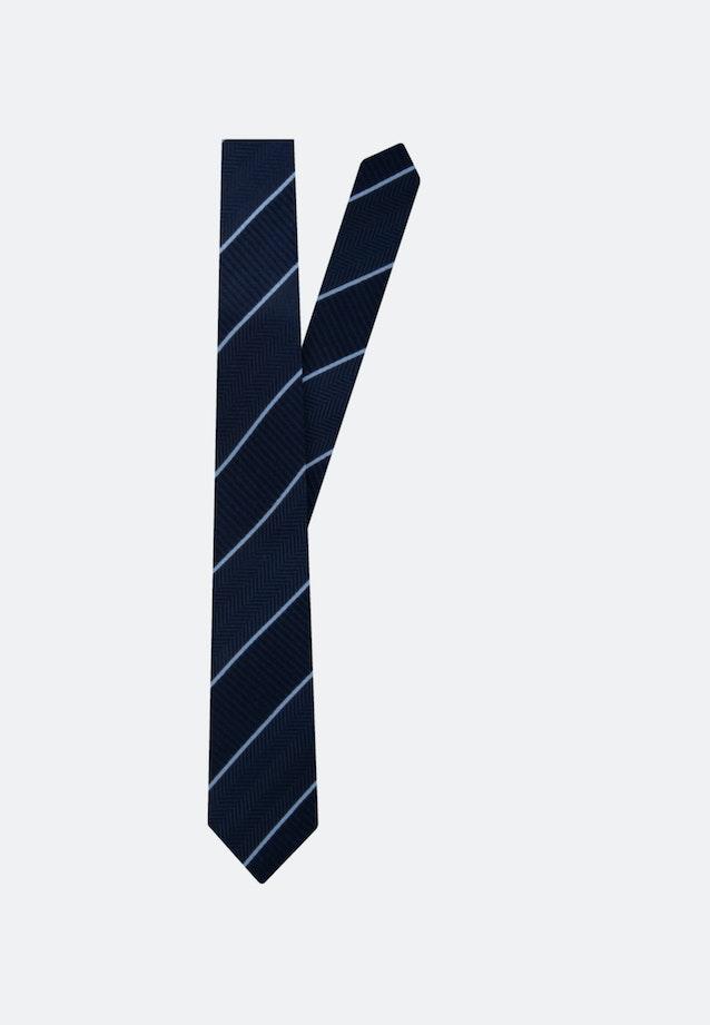Krawatte aus 100% Seide 7 cm Breit in Hellblau    Seidensticker Onlineshop