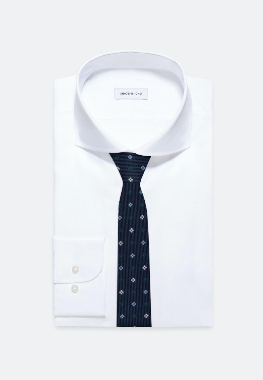 Tie made of 100% Silk 5 cm wide in Green |  Seidensticker Onlineshop