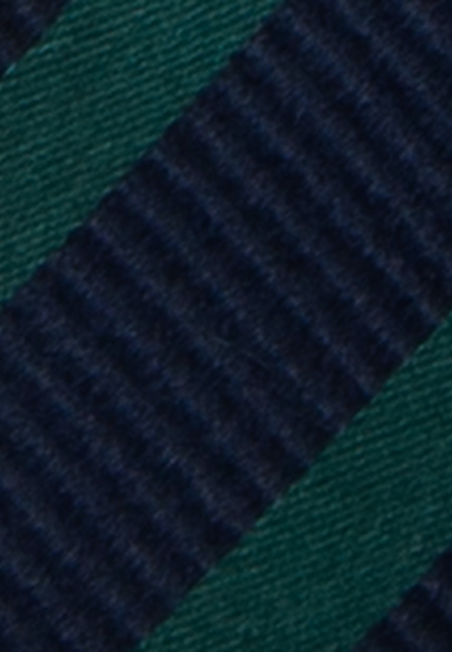 Krawatte aus 100% Seide 5 cm Breit in Grün |  Seidensticker Onlineshop