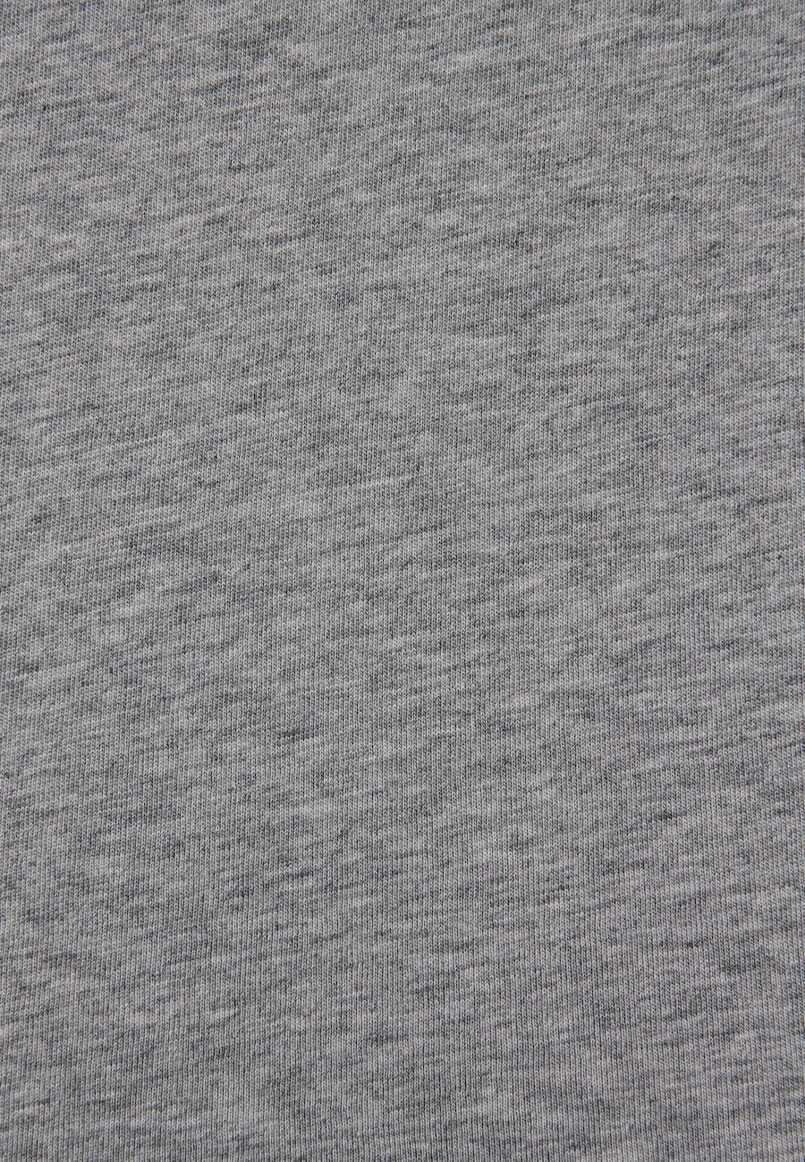 Crew Neck T-Shirt made of 100% Cotton in Grey |  Seidensticker Onlineshop