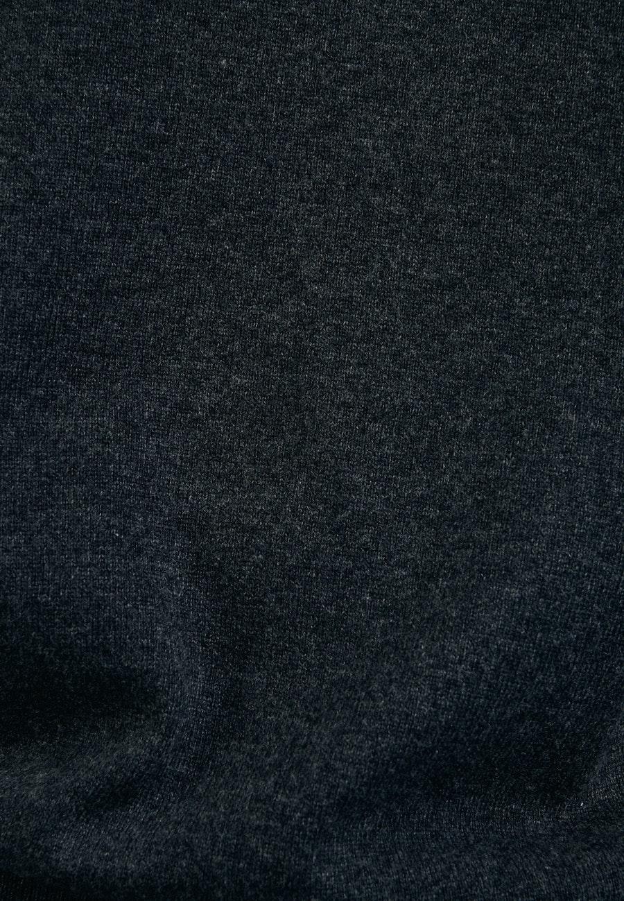 Rollkragen Pullover aus 100% Wolle in Grau |  Seidensticker Onlineshop