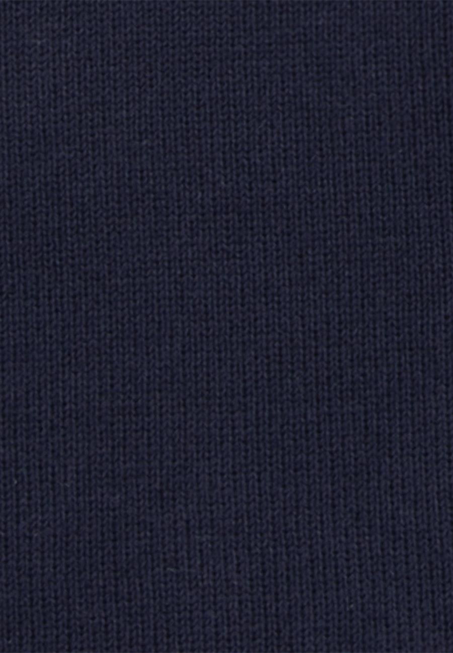 Sakko aus Baumwollmischung in Dunkelblau |  Seidensticker Onlineshop