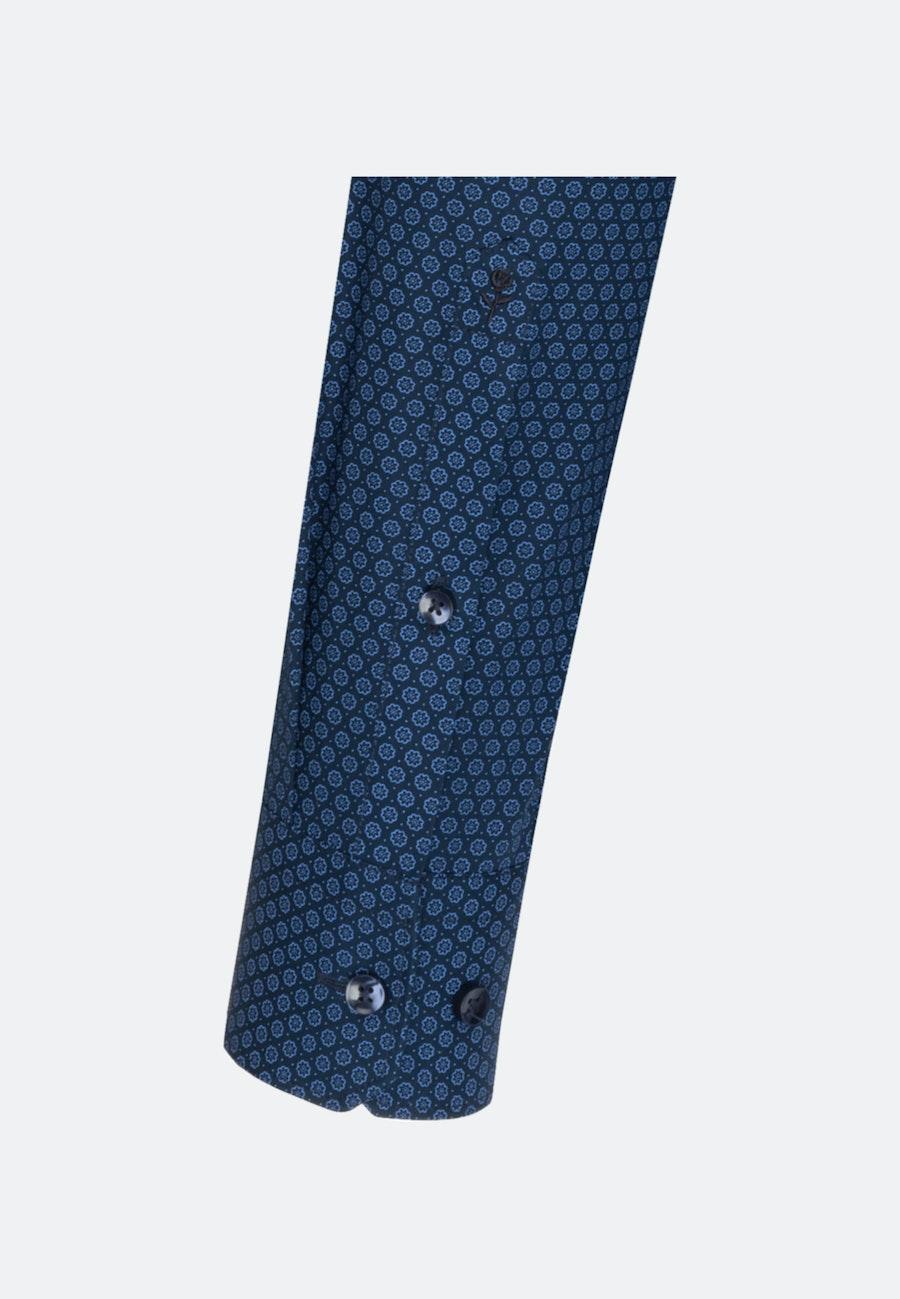 Popeline Business Hemd in X-Slim mit Kentkragen in Hellblau    Seidensticker Onlineshop
