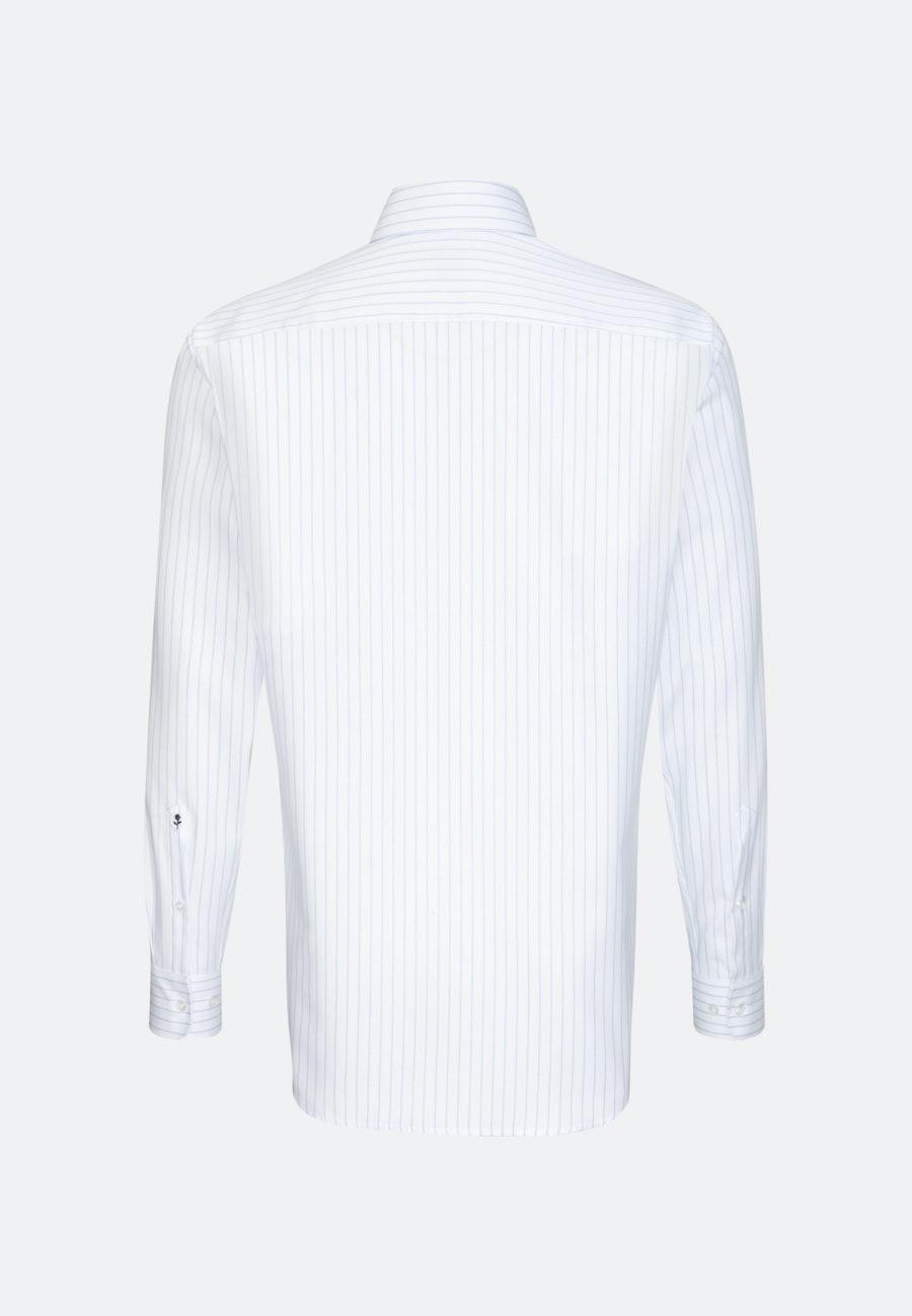 Easy-iron Struktur Business Shirt in Slim with Kent-Collar in Light blue |  Seidensticker Onlineshop