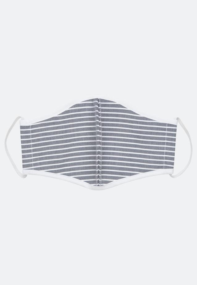 10er-Pack Mund-Nasen-Masken aus 100% Baumwolle in Navy |  Seidensticker Onlineshop