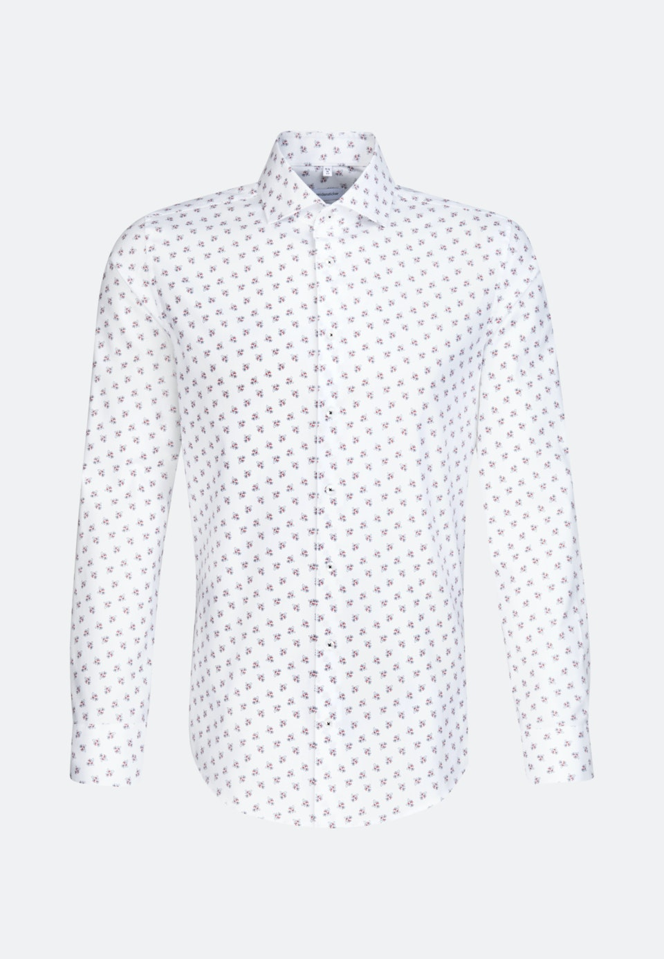 Easy-iron Oxford Business Shirt in Slim with Kent-Collar in White |  Seidensticker Onlineshop