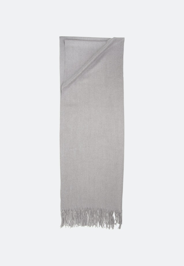 Scarf made of viscose blend in Grey |  Seidensticker Onlineshop