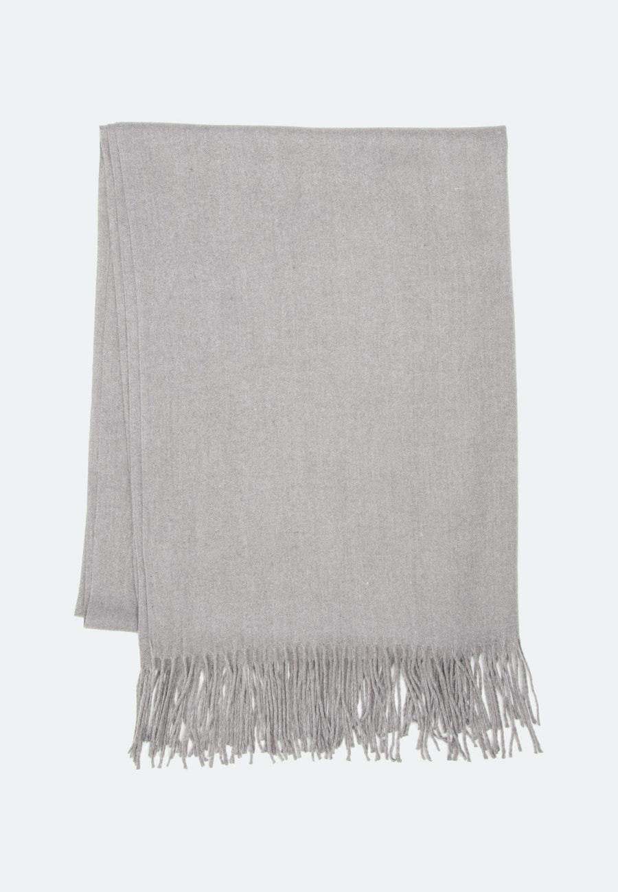 Schal aus Viskosemischung in Grau    Seidensticker Onlineshop