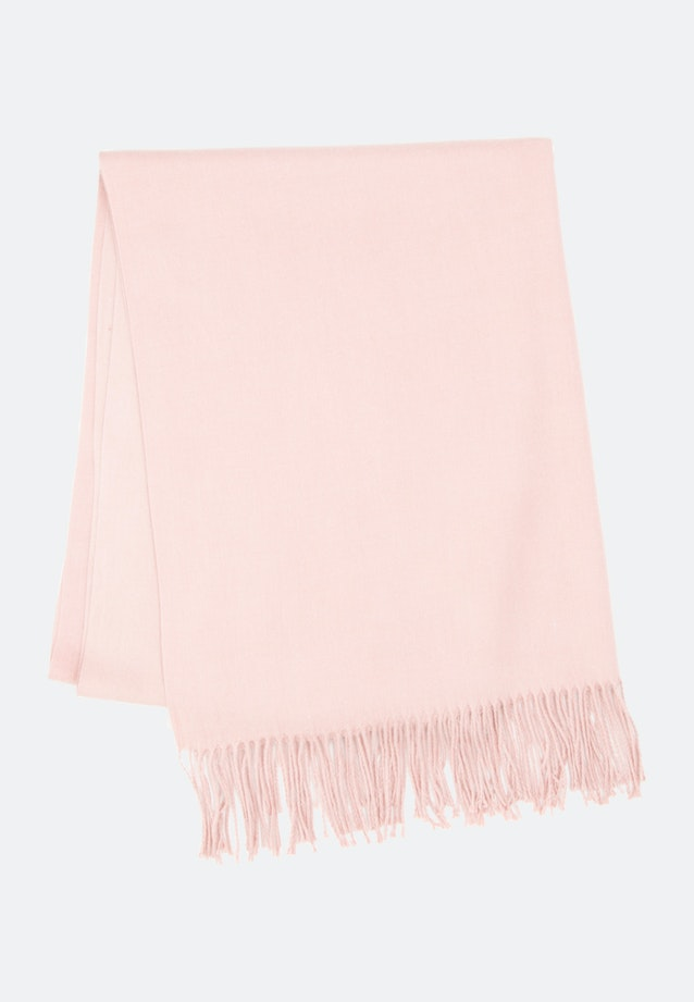Scarf made of viscose blend in Pink |  Seidensticker Onlineshop
