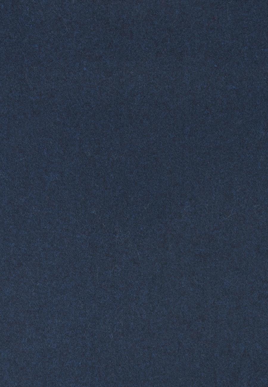 Scarf made of viscose blend in Dark blue |  Seidensticker Onlineshop