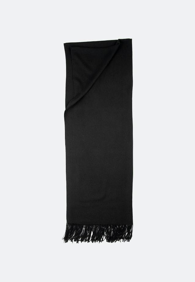 Schal aus Viskosemischung in Schwarz |  Seidensticker Onlineshop