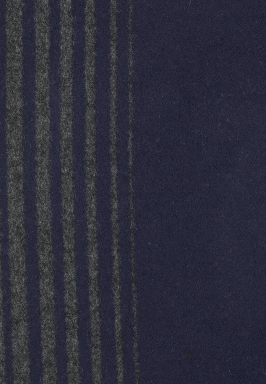 Schal aus 100% Viskose in Dunkelblau |  Seidensticker Onlineshop