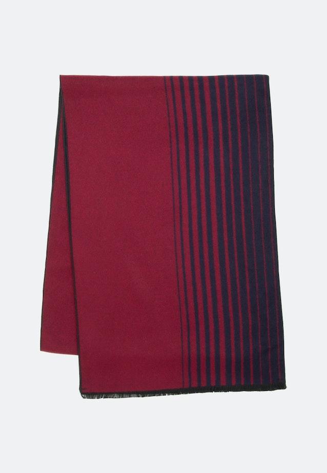 Schal aus 100% Viskose in Rot |  Seidensticker Onlineshop