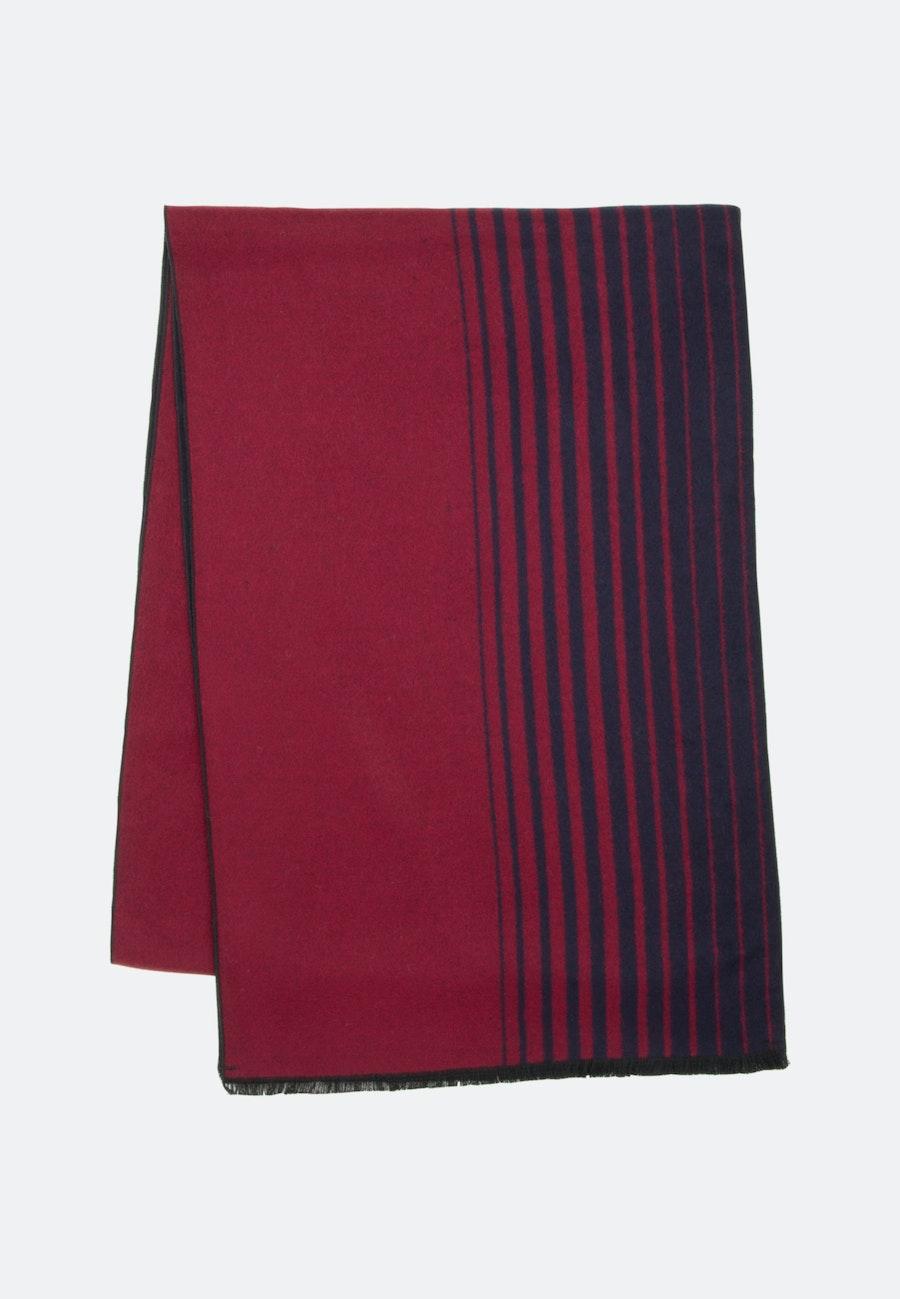 Scarf made of 100% Viscose in Red |  Seidensticker Onlineshop