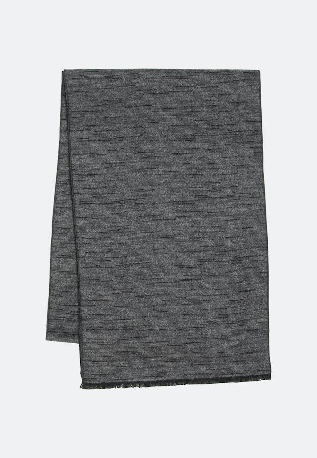 Scarf made of 100% Viscose in Black |  Seidensticker Onlineshop