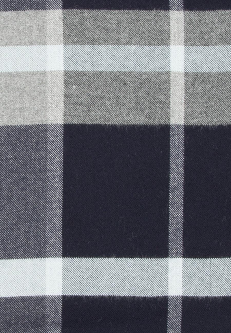 Scarf made of 100% Viscose in Grey |  Seidensticker Onlineshop